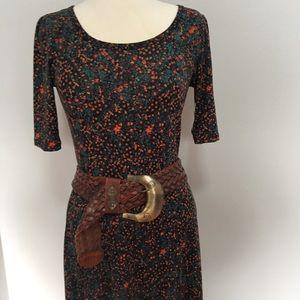 LuLaRoe Ana maxi dress. NWT